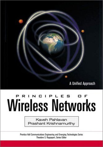 principles of wireless networks a unified approach ebook